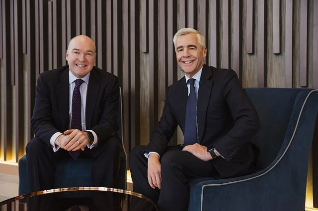 Chief Executives of FirstPort and BRAM