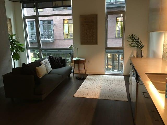 Heartline development's guest suite