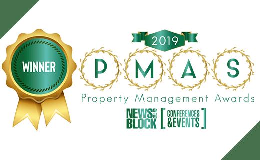 Property Management Awards logo