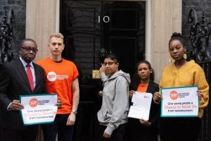 Centrepoint petition